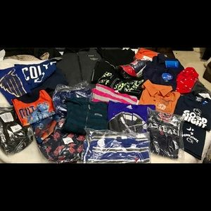 Other - WHOLESALE LOT OF NEW BOYS CLOTHING